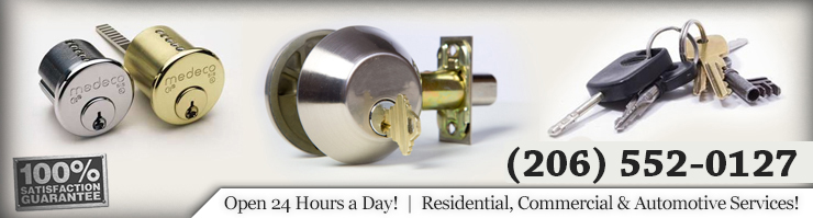 24 Hours Available Locksmith Seattle
